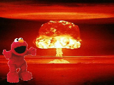Elmo For Hire 7 Nukes On Scratch