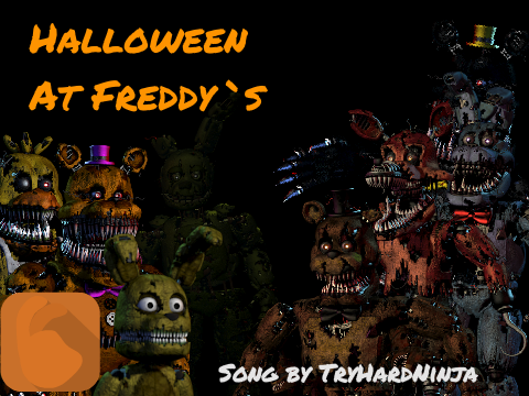 Halloween At Freddy`s Song by TryHardNinja Animations on Scratch