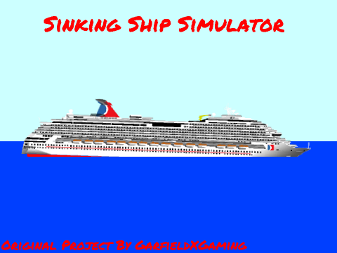 how to open sinking simulator 2