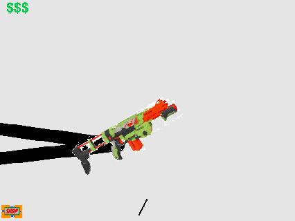 Nerf Gun Simulator ver. 1.7 | E10+