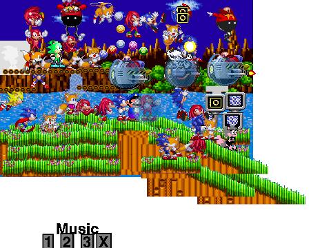 Sonic Scene Creator Green Hill Zone On Scratch - Imagez co