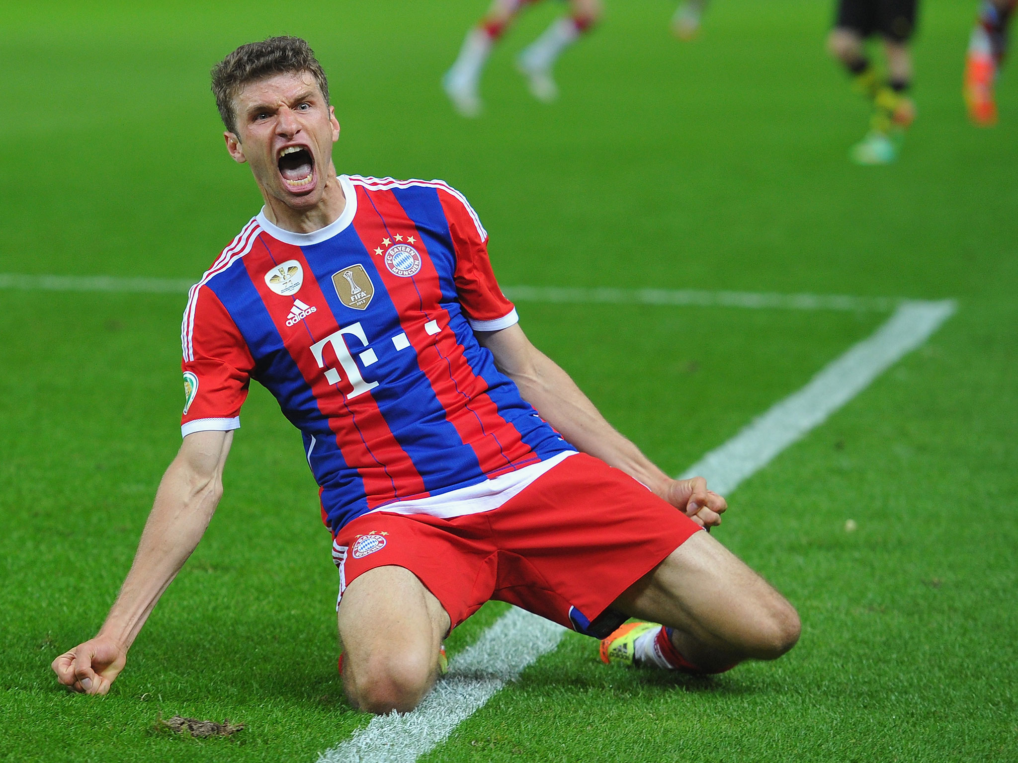 thomas muller on Scratch