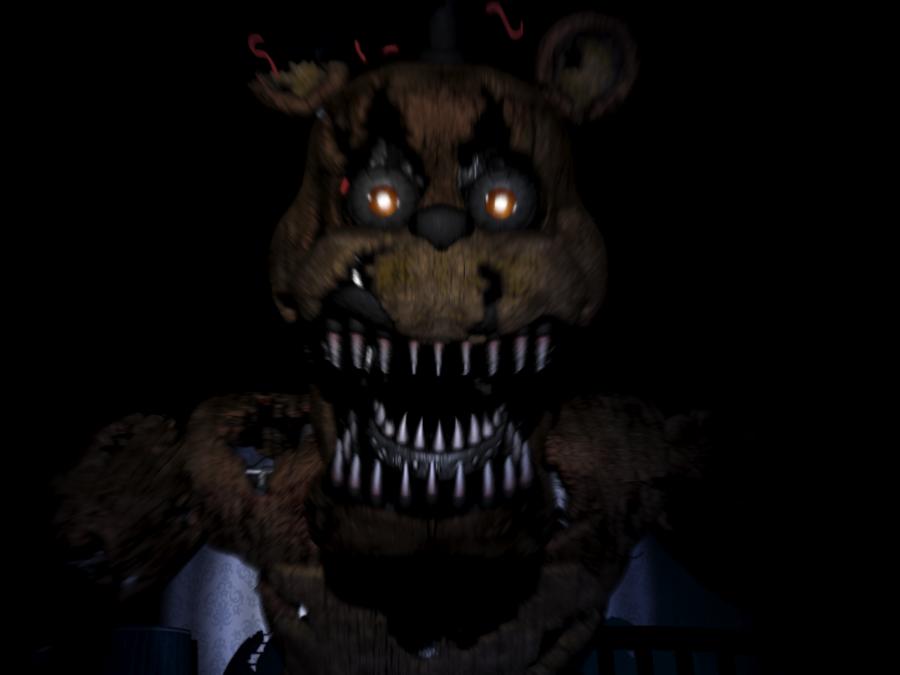 nightmarefreddy234 on Scratch