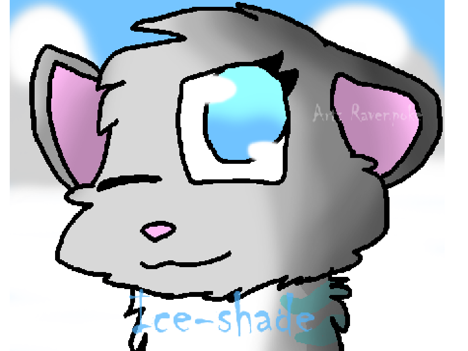Ice-shade on Scratch