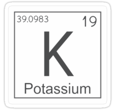 Periodic table k gallery periodic table of elements list potassium k on scratch urtaz Images